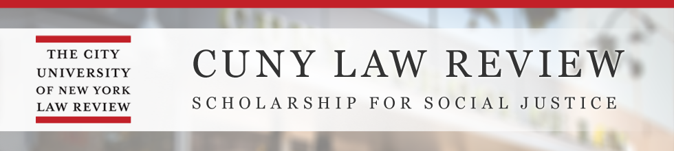 City University of New York Law Review