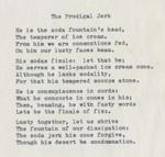 The Prodigal Jerk