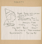 1941 College Fair Report arranged for publicity committee, page 13 by Brooklyn College