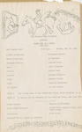 1941 College Fair Report arranged for publicity committee, page 18