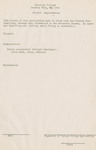 1941 College Fair Report arranged for publicity committee, page 23