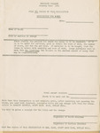 1941 College Fair Report arranged for publicity committee, page 26