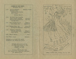 1944 Country Fair Program, page 2