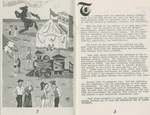 1966 Country Fair Program, 3 of 19 pages total