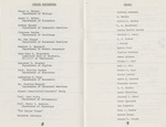 1966 Country Fair Program, 6 of 19 pages total