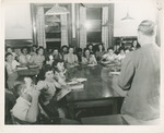 Farm Project Morrisville 1944 Orientation