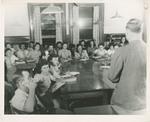 Farm Project Morrisville 1944 Orientation