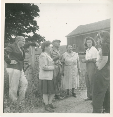 Students and Farmers