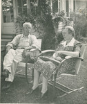 Unidentified  Elderly Couple