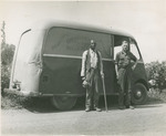 Men Standing in Front of Truck