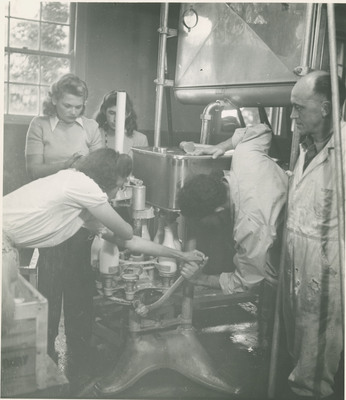 Learning to Pasteurize Milk