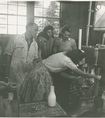 Learning to Pasteurize and Bottle Milk