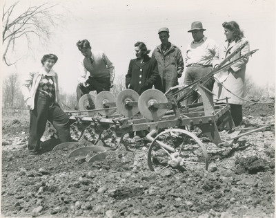 Learning to Use Farm Equipment 2