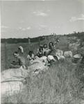 Resting in the Fields