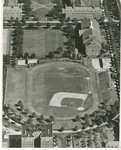 Aerial View of Stadium by Brooklyn College