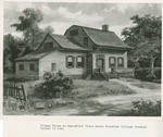 Ditmas House Painting by Robert Barret