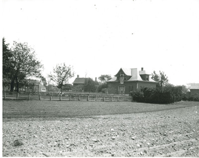 Photograph of Ditmas House