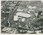 Aerial View of Circus Grounds by Brooklyn College