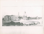 Proposed Gymnasia for Brooklyn College by Randolph Evans
