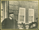 Photograph of Brooklyn College President, William A. Boylan