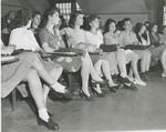 Freshman Orientation - September 1945 by Brooklyn College