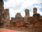 Ruins of the Church and Convent building complex of San Francisco