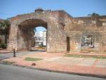 Colonial Walls of Santo Domingo City by Anthony Stevens Acevedo