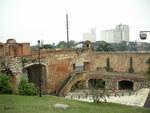 Colonial Walls of Santo Domingo City