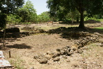 Ruins of the colonial city of La Vega