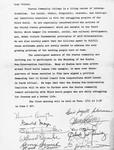 Hostos and Internationalism Letter by Hostos Community College