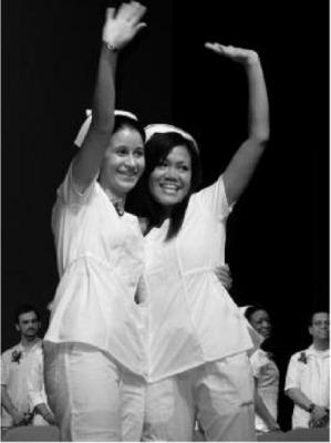 Nursing Program Pinning Ceremony