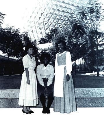 Walt Disney World College Program Interns