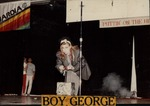 Angela Strirla Performing as Boy George