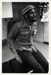 Charles Hill, President of Afro-American Culture Club