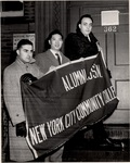 Three of the College's First Alumni by New York City College of Technology