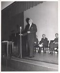 Speaker at a New York Trade School Commencement Ceremony
