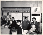 Booth of the Lithographic Technical Foundation, Inc. at the Lithographic Technical Forum