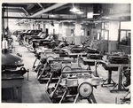 Automotive Classroom at the New York Trade School by New York Trade School