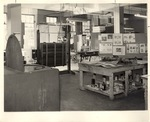 View of Lithography Lab at the New York Trade School