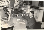 Nicholas Colon, Jr, Proprietor Tele-FM Television and Advanced Television Techniques graduate, 1954.