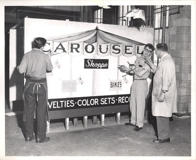sign painting students by new york trade school