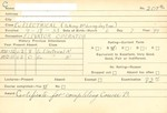 Student Records 1933-1934