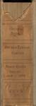 Record Book 1908-1909