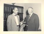 Otto Klitgord and Andrew Clauson