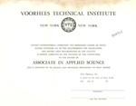 Voorhees Sample Diploma 2