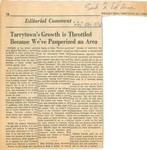 "Editorial ""Growth is Throttled"""