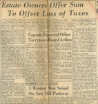 Estate Owners Article